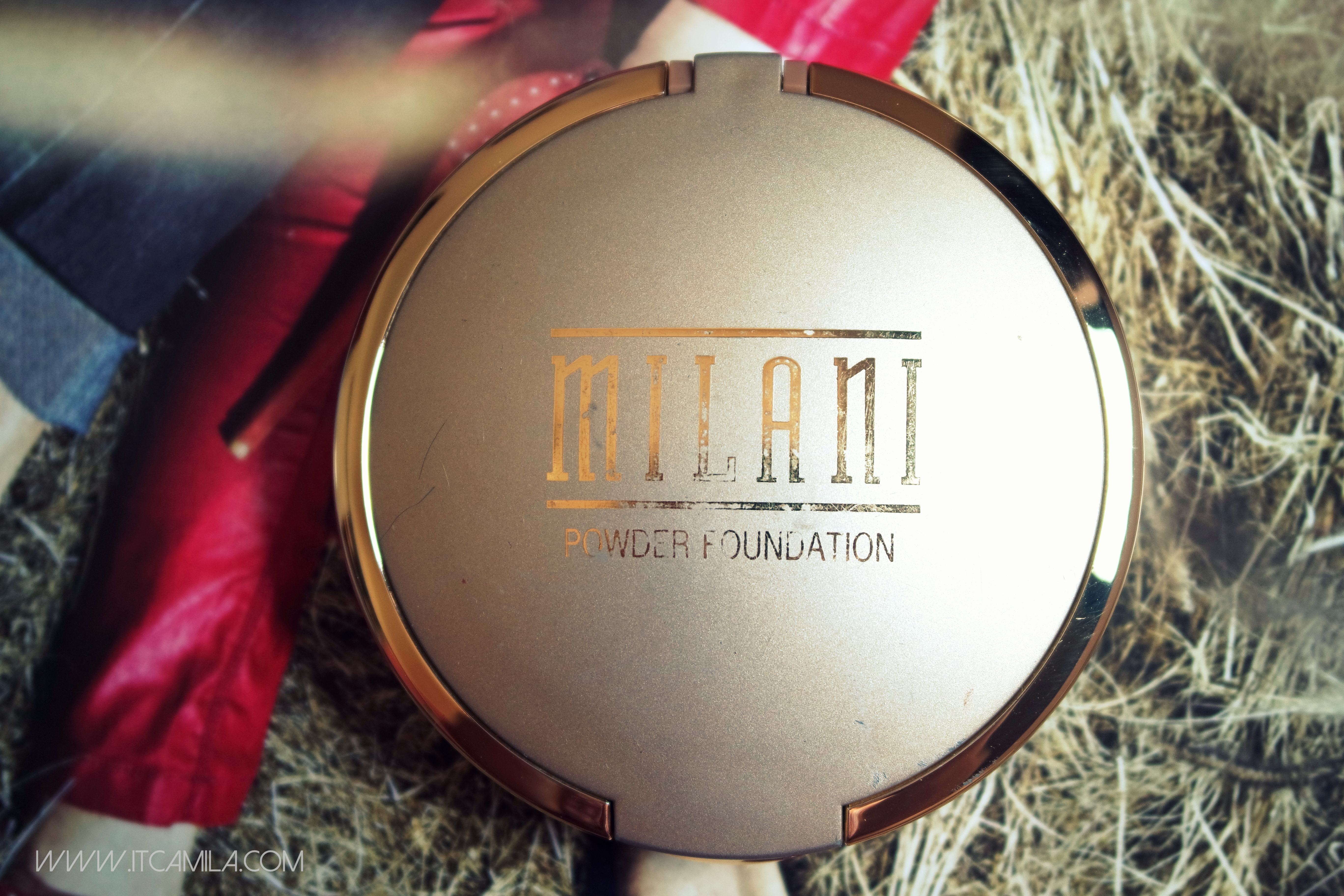 Even Touch Powder Foundation Milani Itc